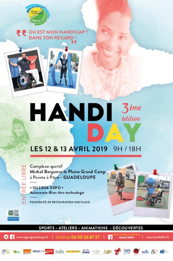 Affiche Handi Day 2019